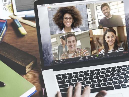 10 ideas para amor y amistad virtual en la oficina.