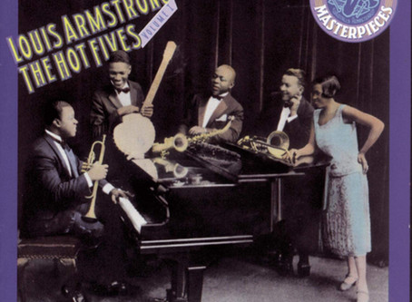 Influential Albums: Louis Armstrong's Hot Fives and Hot Sevens