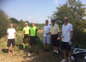 Cotswold's cycle ride