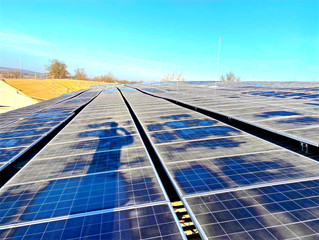 Rooftop solar power station (0.4MW) is successfully launched