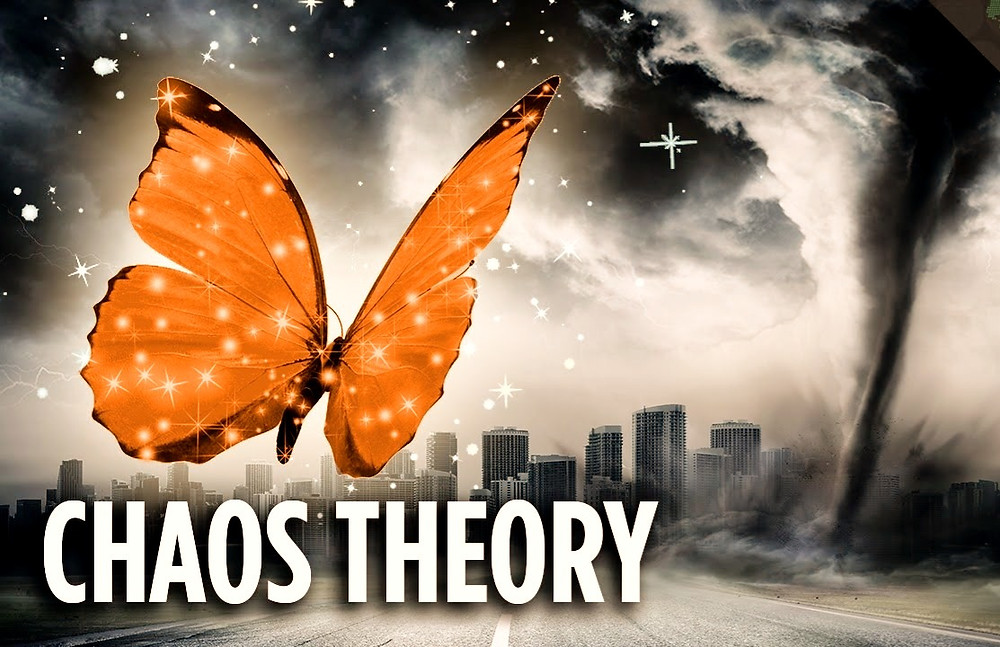 butterfly effect coronavirus chaos theory learning inspiring
