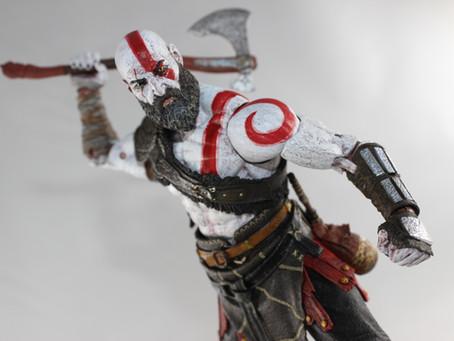 Neca: Kratos (God of War PS4)
