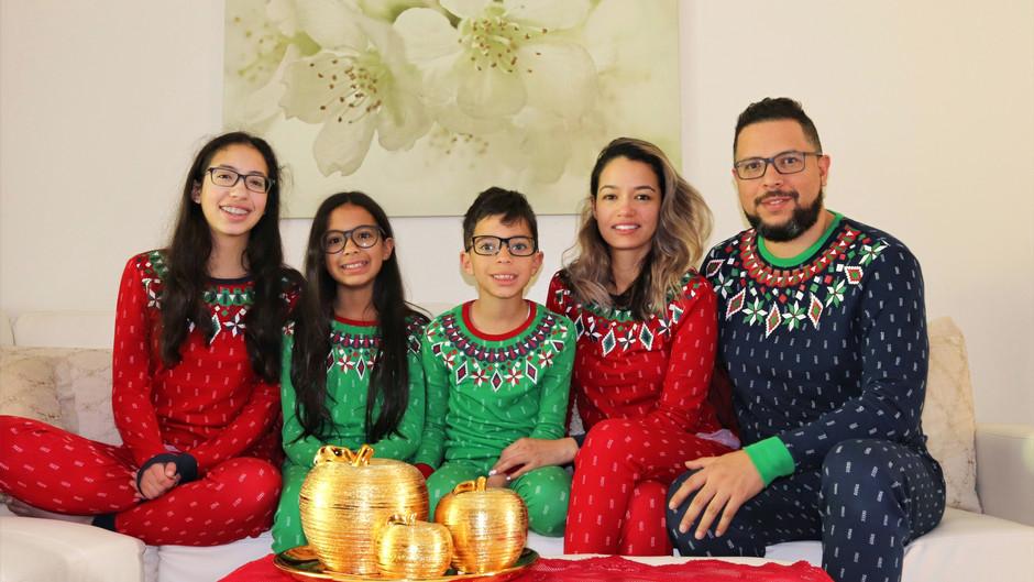 Family Christmas matching Pajamas 2020