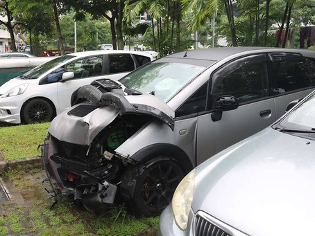 Motor insurance fraud: Reports of sham accidents on the rise