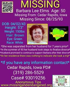 Barbara Lee Elms