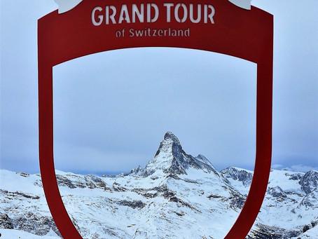 Un día de esquí en Zermatt