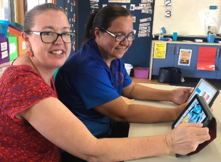 Accessibility with iPads