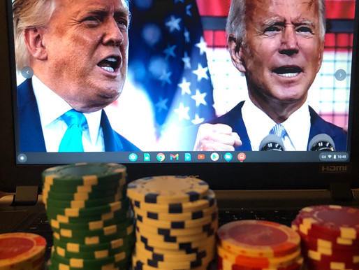 Robots, Pollsters & Gamblers: Why Biden is Almost Certain to Win