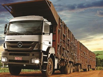 Mercedes-Benz vende Planos de Manutenção para 350 caminhões do Grupo Vamos