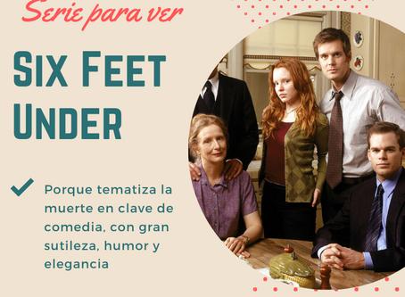 Serie para ver: Six feet under
