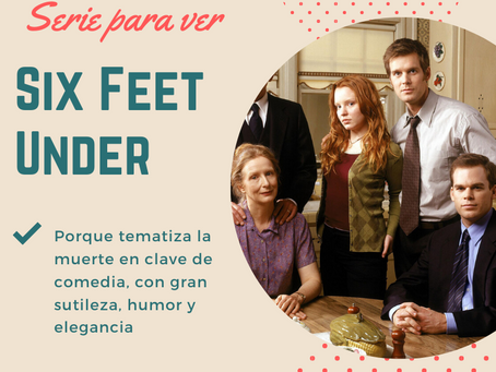 Serie para ver: Six feet under