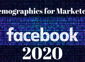 Facebook Demographics for Marketers in 2020