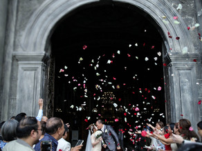 { Renato + Carmie } A Wedding at San Agustin Church | Photo and Video Coverage Package Philippines