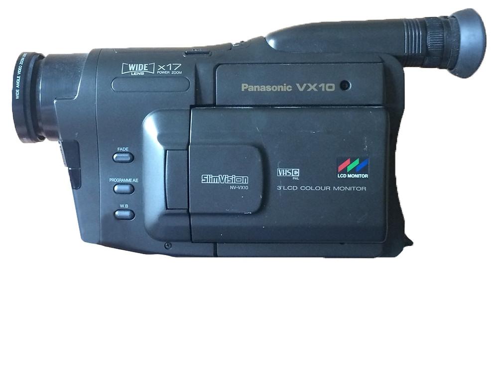 Panasonic VX10