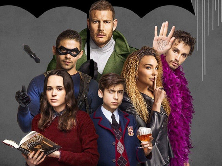 Review: The Umbrella Academy