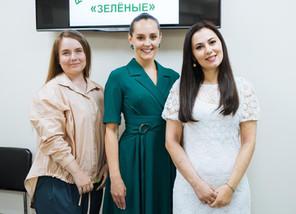"""""""Женская инициатива"""" поддержала женщин - кандидатов от """"Зелёных"""""""