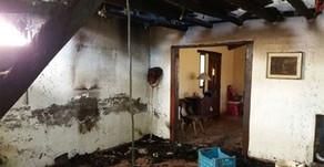 #Mendoza Detienen a un hombre por incendiar una casa y matar a una abuela con sus dos nietas