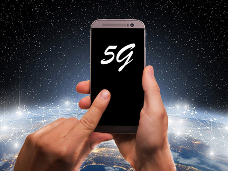 How does Taiwan connect with the future through 5G?