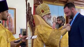 ПЁТР КАЗАНСКИЙ СТАЛ ДЕЙСТВИТЕЛЬНЫМ ЧЛЕНОМ ИМПЕРАТОРСКОГО ПРАВОСЛАВНОГО ПАЛЕСТИНСКОГО ОБЩЕСТВА