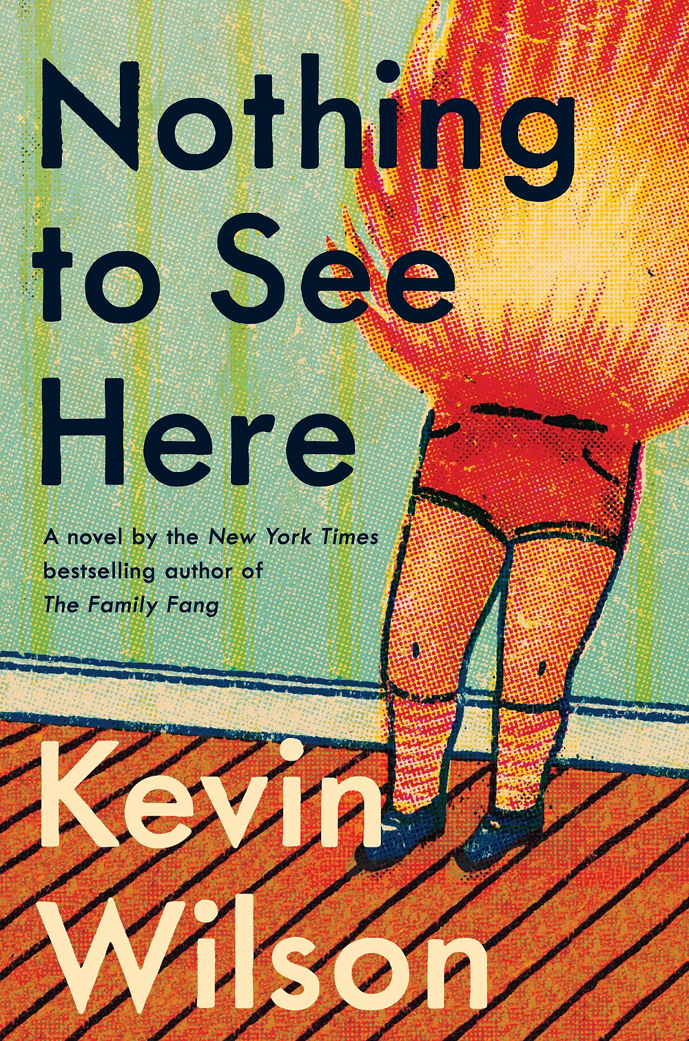 Nothing To See Here By Kevin Wilson : the book slut book reviews thebookslut