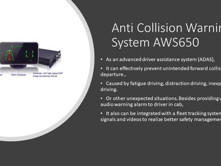 Anti Collision Warning System