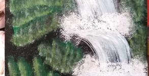 Waterfall / Cascata