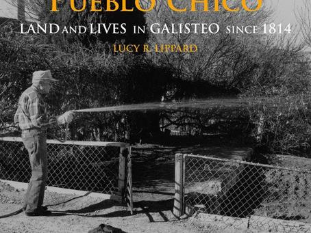 Lucy Lippard's Pueblo Chico