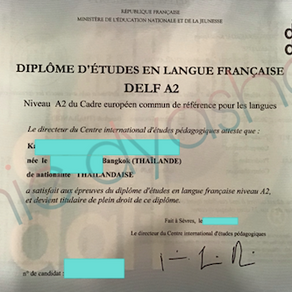 🇫🇷 Review: DELF Examen A2 (French Proficiency Test) 📝