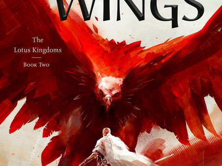 The Red-Stained Wings is Coming Soon!