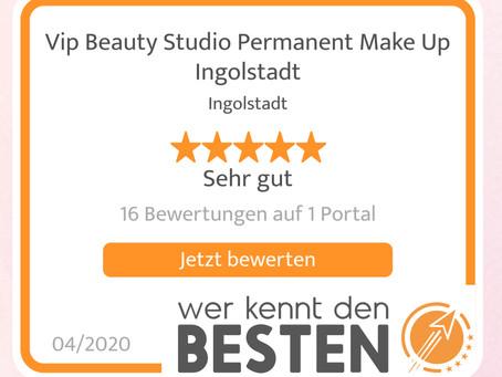 💎Liebe Kundinnen, und Kunden .💎 wir sind - Platz 1 Kosmetikstudio -Danke ❤️
