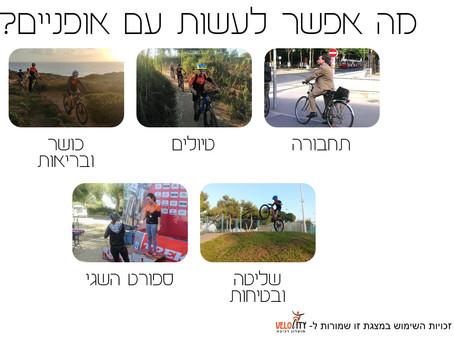 אופניים וקיימות
