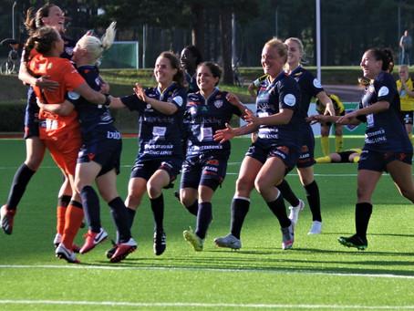 Superdramatisk semifinal gav plats i cupfinalen