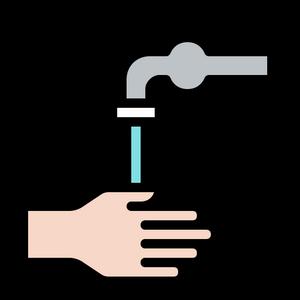 4443539 - clean hand handwashing hygiene tap wash