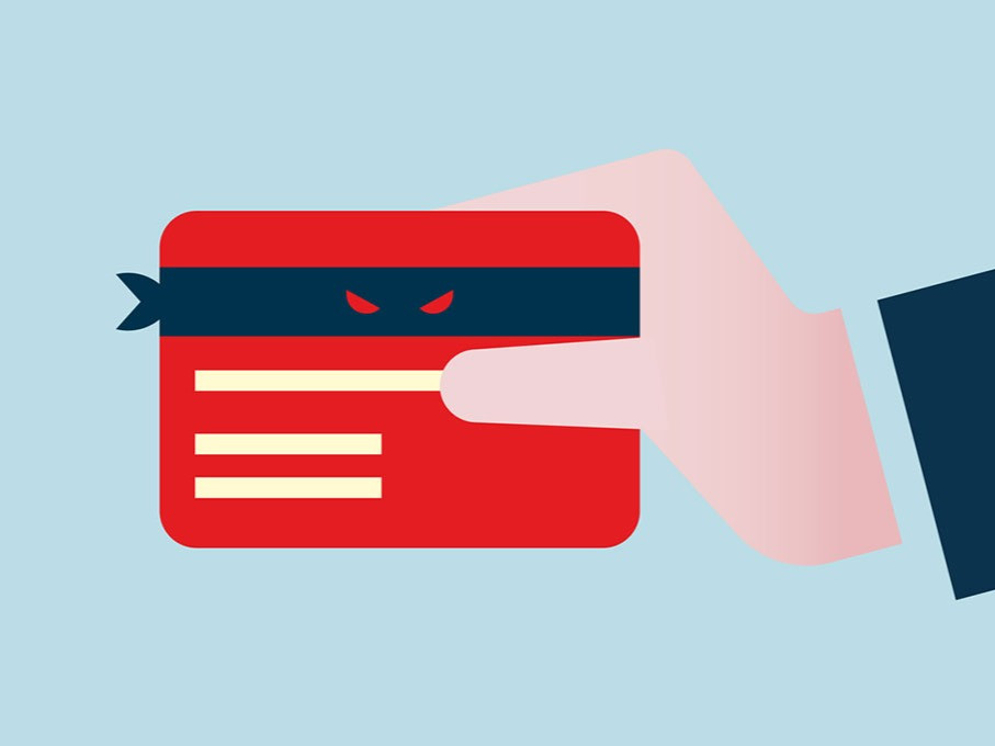Protect your personal information from fraudsters!