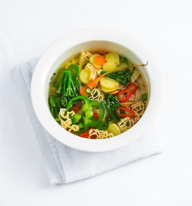 minestronė, VMG receptai