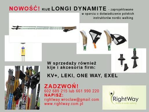 Dystrybucja sprzętu sportowego do NORDIC WALKING & ROLLSKI - wśród naszych produktów znajdziesz coś