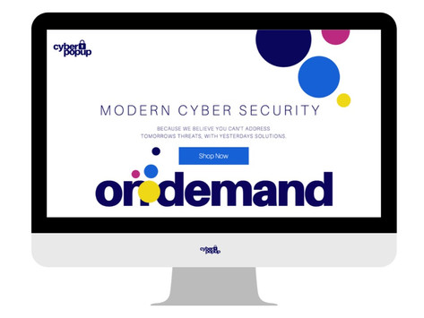 STARTUP LAUNCH: Cyber Pop-up bringing on-demand cybersecurity to businesses
