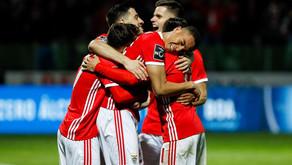 Paços de Ferreira - Benfica: Rafa e o espaço, 4 centímetros e mais 3 pontos