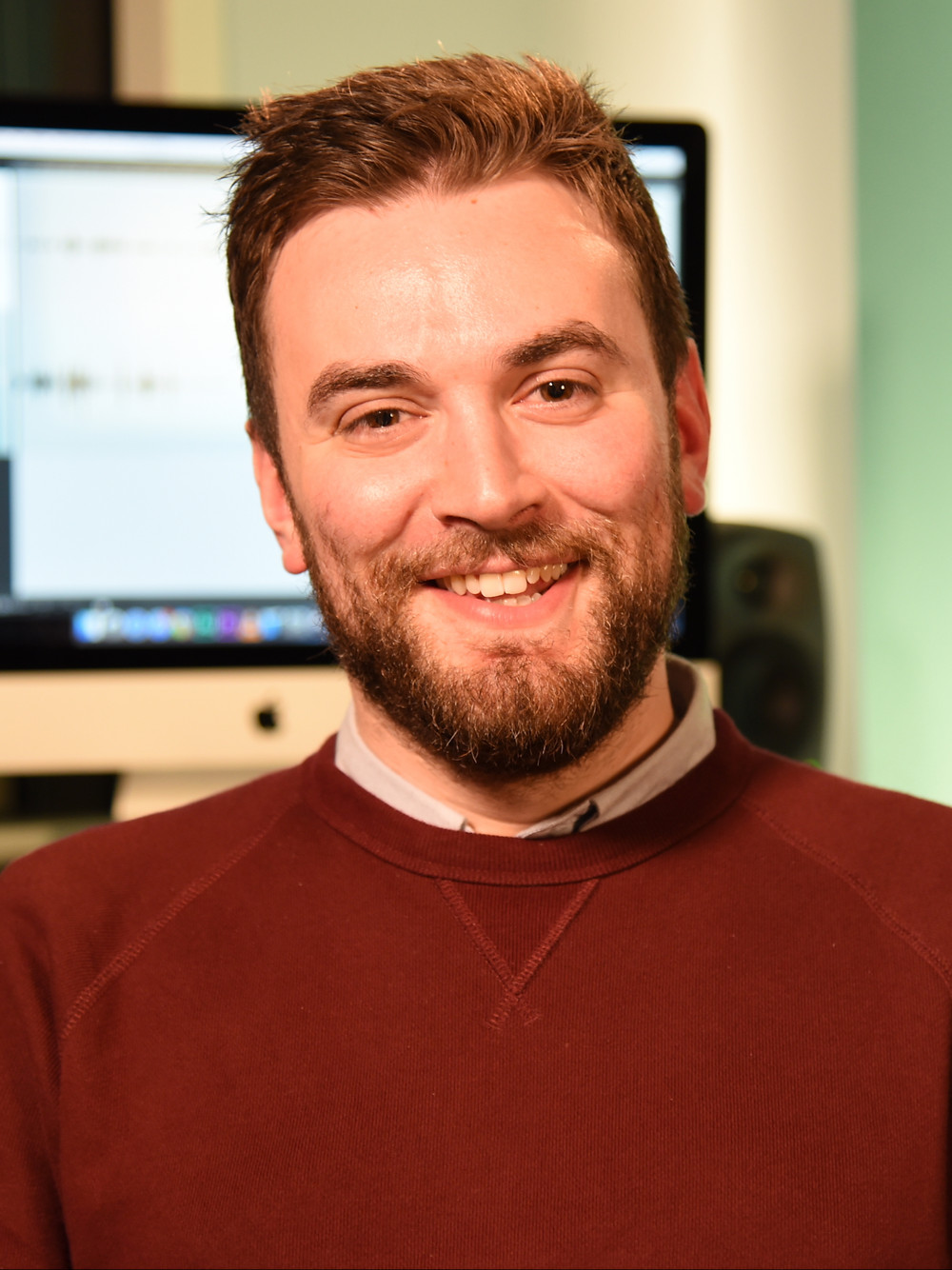 Jonny Benjamin, guest speaker at Who am I? Virtual Retreat for gay men