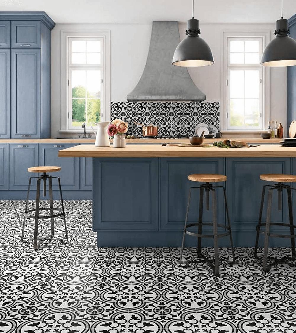 Encaustic Look Tiles, decorative tiles