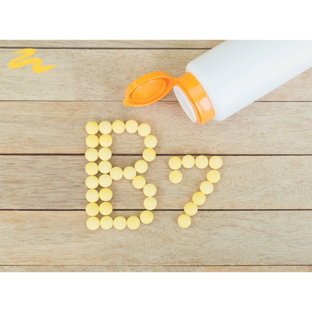 All to know about Vitamin B7