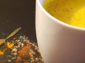 Le golden latte ou lait d'or