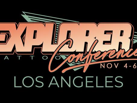 Explorer Tattoo Conference Women's Summit Recap