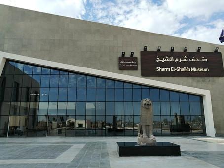 Археологический музей открыт в Шарм эль-Шейхе