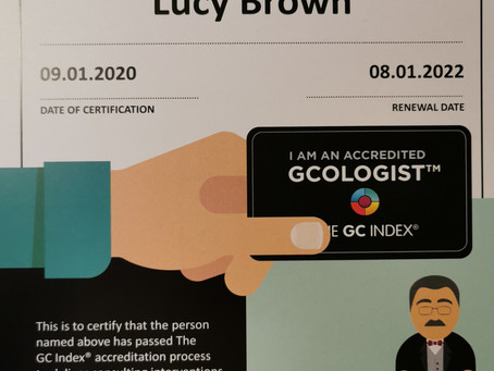 Watch out, I'm a GCologist!