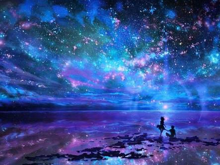 """""""Si hay música en tu alma se escuchará en todo el universo"""""""