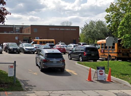 Escuela de Mason Road cerrada debido a brote