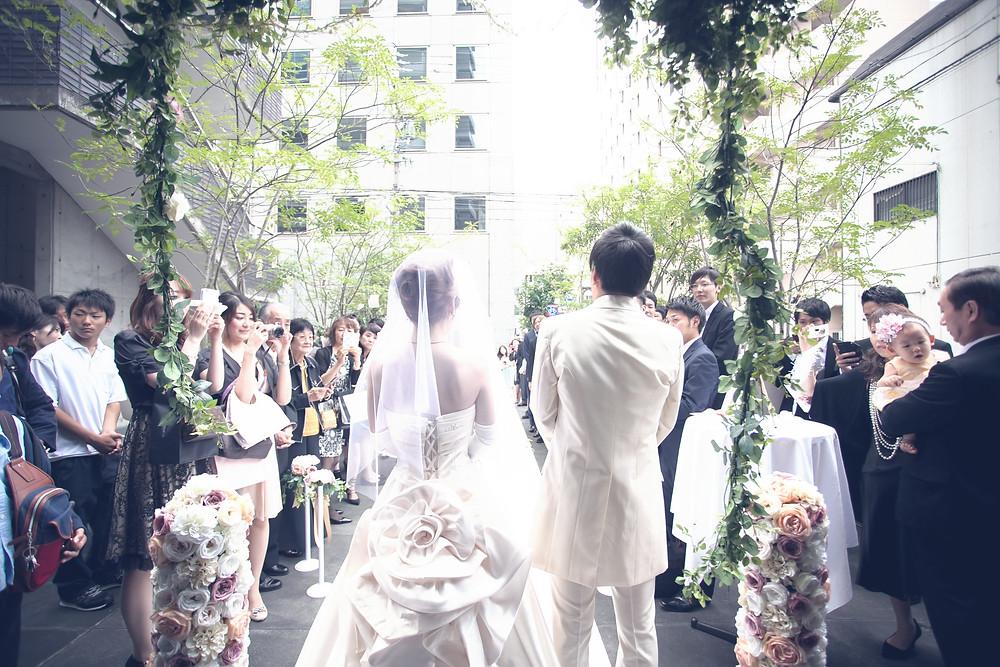 【人前式】結婚式二次会の幹事代行:ブライダルヴェール