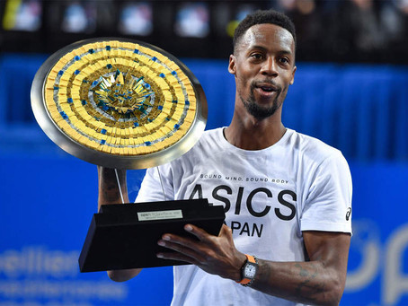 MONFILS (FRA) WINS 9TH TITLE IN MONTPELLIER