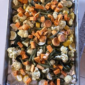 Fall Veggie Bake!